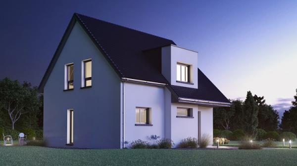 Maisons brand constructeur de maison individuelle sur for Constructeur maison individuelle 67