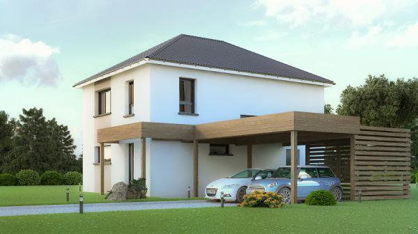 Maisons brand constructeur de maison individuelle sur for Maison brand