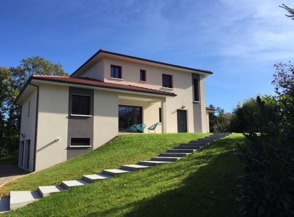 Maisons arlogis limoges constructeur de maison for Constructeur maison 64