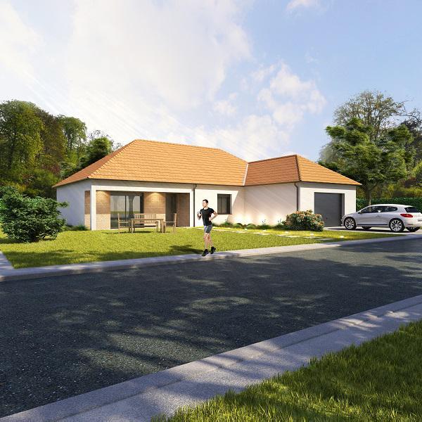 Maison vie constructeur de maison individuelle sur achat for Achat maison constructeur