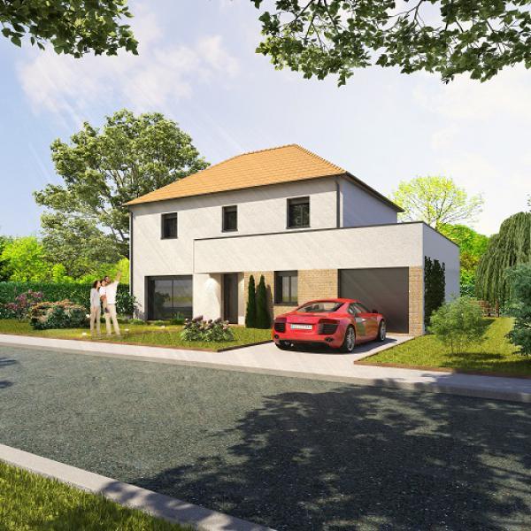 Maison vie constructeur de maison individuelle sur achat for Constructeur maison 54