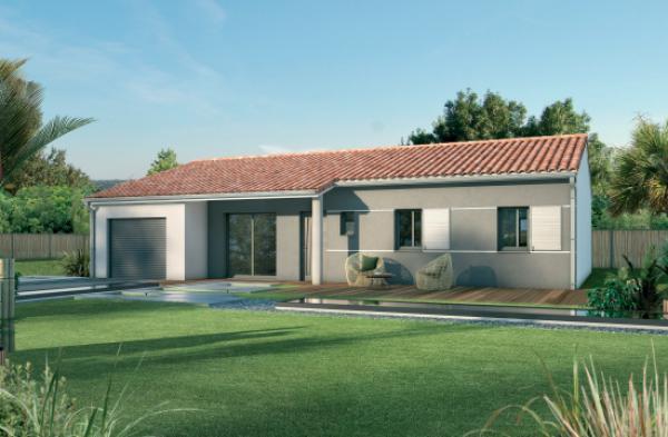 Maisons logeco constructeur de maison individuelle sur for Constructeur maison 33