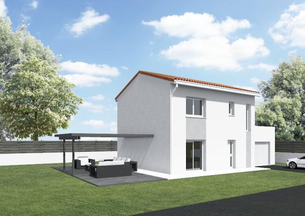 Maisons etix constructeur de maison individuelle sur for Constructeur de maison individuelle avec terrain