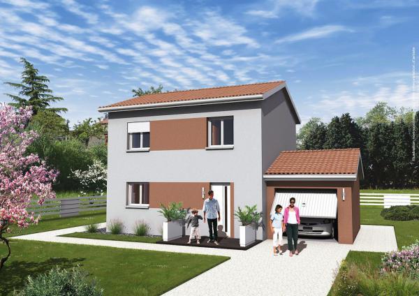 Maisons punch constructeur de maison individuelle sur for Un constructeur de maison individuelle