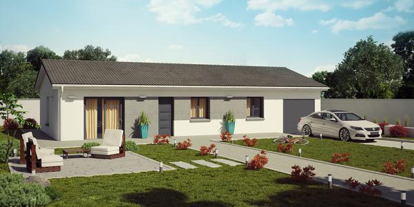 Demeures caladoises constructeur de maison individuelle for Constructeur ain