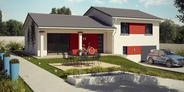 Demeures caladoises constructeur de maison individuelle for Constructeur de maison individuelle 32