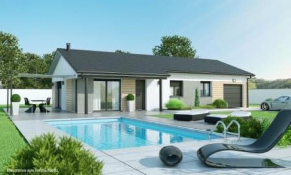 maisons axial constructeur de maison individuelle sur. Black Bedroom Furniture Sets. Home Design Ideas