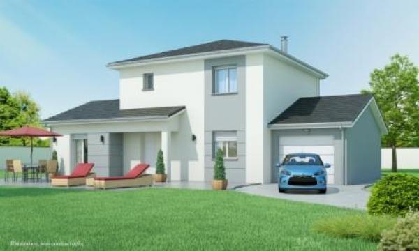Maisons axial constructeur de maison individuelle sur for Constructeur de maison individuelle en isere