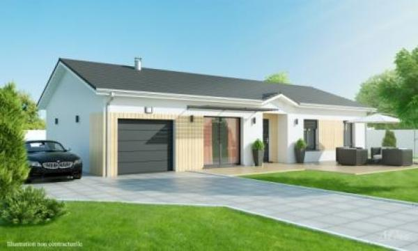 Maisons axial constructeur de maison individuelle sur for Constructeur de maison individuelle 01