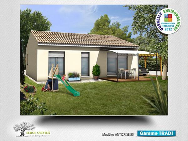 Maisons serge olivier constructeur de maison for Achat maison individuelle 77