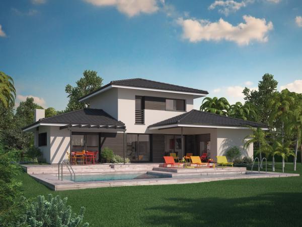 Couleur villas constructeur de maison individuelle sur - Probleme avec constructeur maison individuelle ...