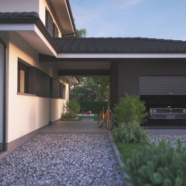 modele de couleur de facade de maison finest dcouvrez notre coup de cur pour le nouveau modle. Black Bedroom Furniture Sets. Home Design Ideas