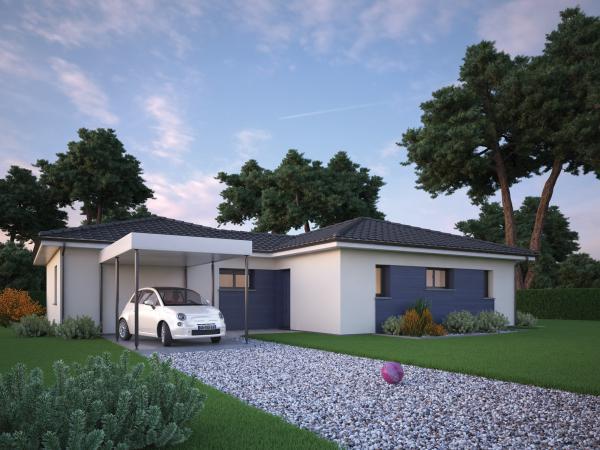 Couleur villas constructeur de maison individuelle sur for Un constructeur de maison individuelle