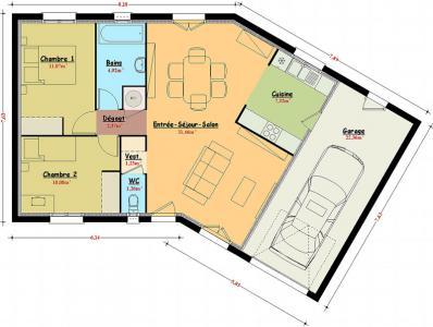 plan de maison bruno petit