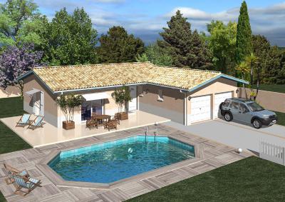 mod le et plan de maison atlanta par le constructeur maisons de la cote atlantique. Black Bedroom Furniture Sets. Home Design Ideas