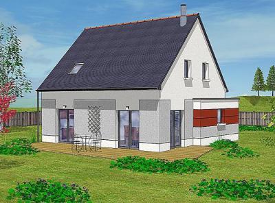 mod le et plan de maison charme par le constructeur maisons t va. Black Bedroom Furniture Sets. Home Design Ideas
