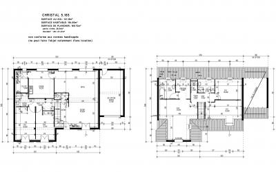 maison pierre modele cristal ventana blog. Black Bedroom Furniture Sets. Home Design Ideas