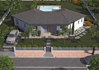 Mod le et plan de maison jade par le constructeur maisons de la cote atlantique - Mca maisons de la cote atlantique ...