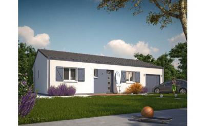 Mod le et plan de maison littoral t4 par le constructeur maisons de la cote atlantique - Mca maisons de la cote atlantique ...