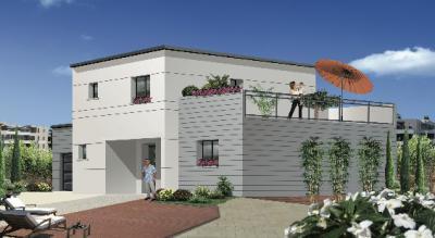 mod le et plan de maison miami par le constructeur les demeures traditionnelles. Black Bedroom Furniture Sets. Home Design Ideas