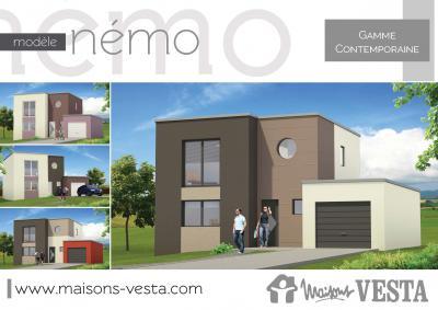 Mod le et plan de maison nemo par le constructeur maisons for Modele maison vesta