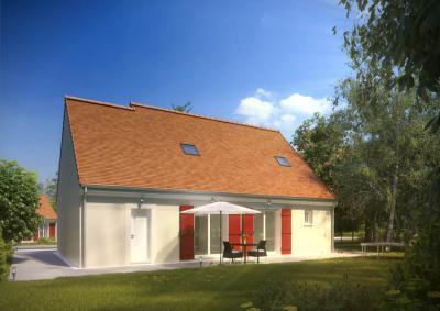 mod le et plan de maison noctuelle par le constructeur maisons pierre. Black Bedroom Furniture Sets. Home Design Ideas