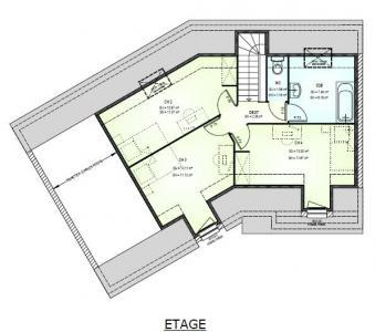 ... Modèle Et Plan De Maison : Open étage V 114   114.00 M² ...