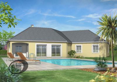 mod le et plan de maison persee par le constructeur maisons clair logis. Black Bedroom Furniture Sets. Home Design Ideas