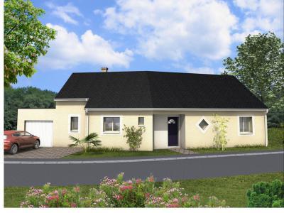 Modèle Et Plan De Maison Plain Pied Anjou 2 Par Le Constructeur Marc