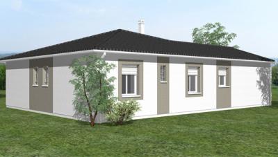 Mod le et plan de maison quartz par le constructeur les for Constructeur maison 86