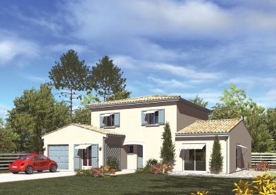 Mod le et plan de maison royan par le constructeur maisons for Constructeur maison 42