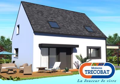 Mod le et plan de maison urban par le constructeur maisons for Modele maison trecobat