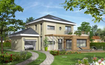 plan de maison villa