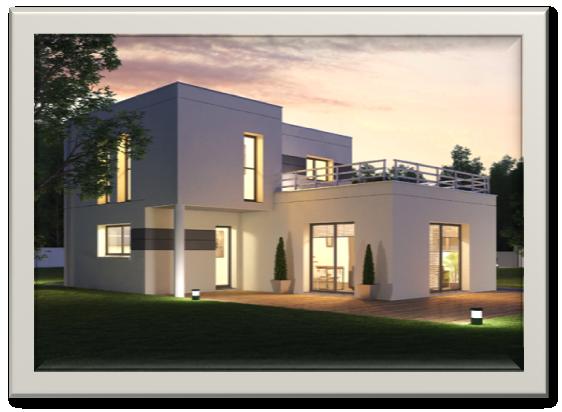 Pierre terre constructeur de maison individuelle sur for Nf maison individuelle