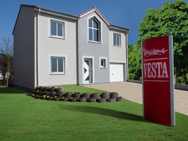 Maisons vesta constructeur de maison individuelle sur for Modele maison vesta