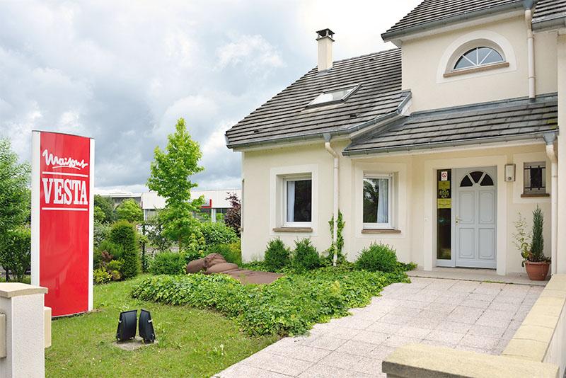 Maisons vesta constructeur de maison individuelle sur for Achat d une maison individuelle