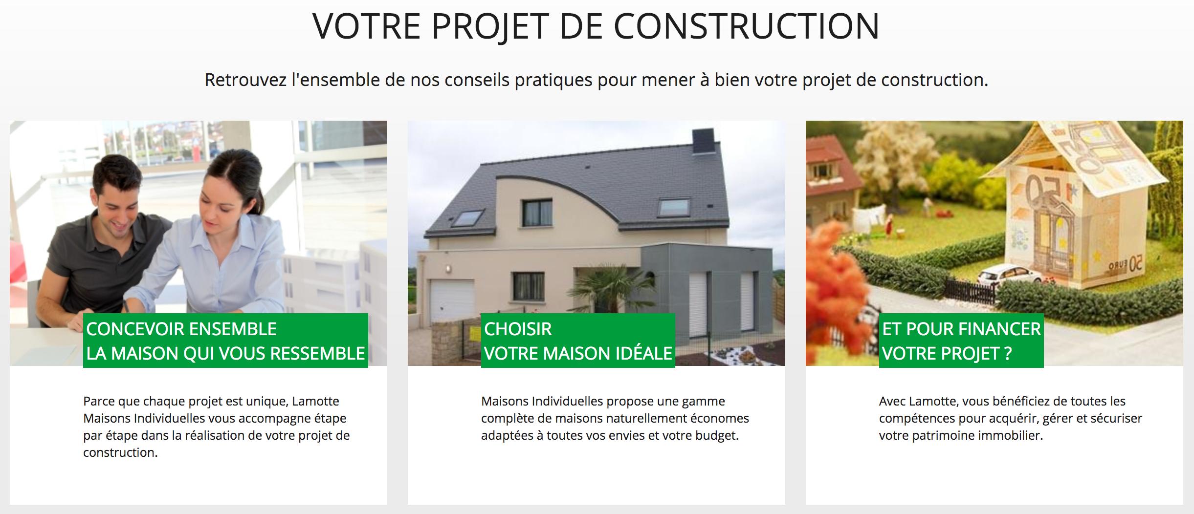 Constructeur De Maison Gers lamotte maisons inviduelles constructeur de maison - achat